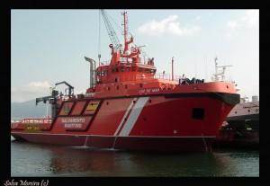 Remorqueur du Salvamento maritimo