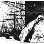 Moby Dick, sous la plume de Chabouté