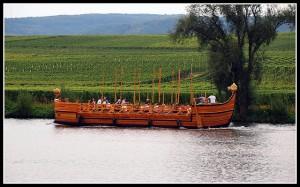 Weinschiff à Neumagen