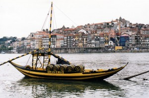 Rabelo sur le Douro