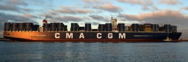CMA CGM Marco Polo (18 000 EVP)