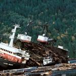 Self dumping barge… le déchargement express